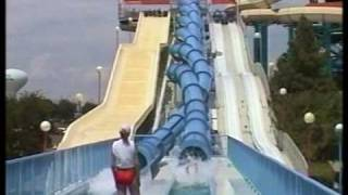 Six Flags Hurricane Harbor Texas 1996