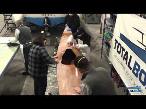 TotalBoat Training - Building a Kayak - Part 3