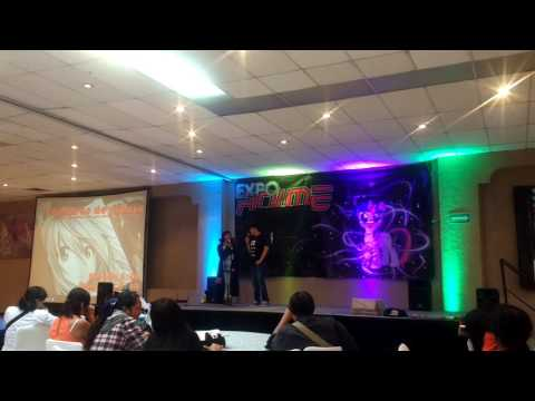 Expo Anime Tour Querétaro 2017 - Concurso de karaoke - Ternura de chicos.