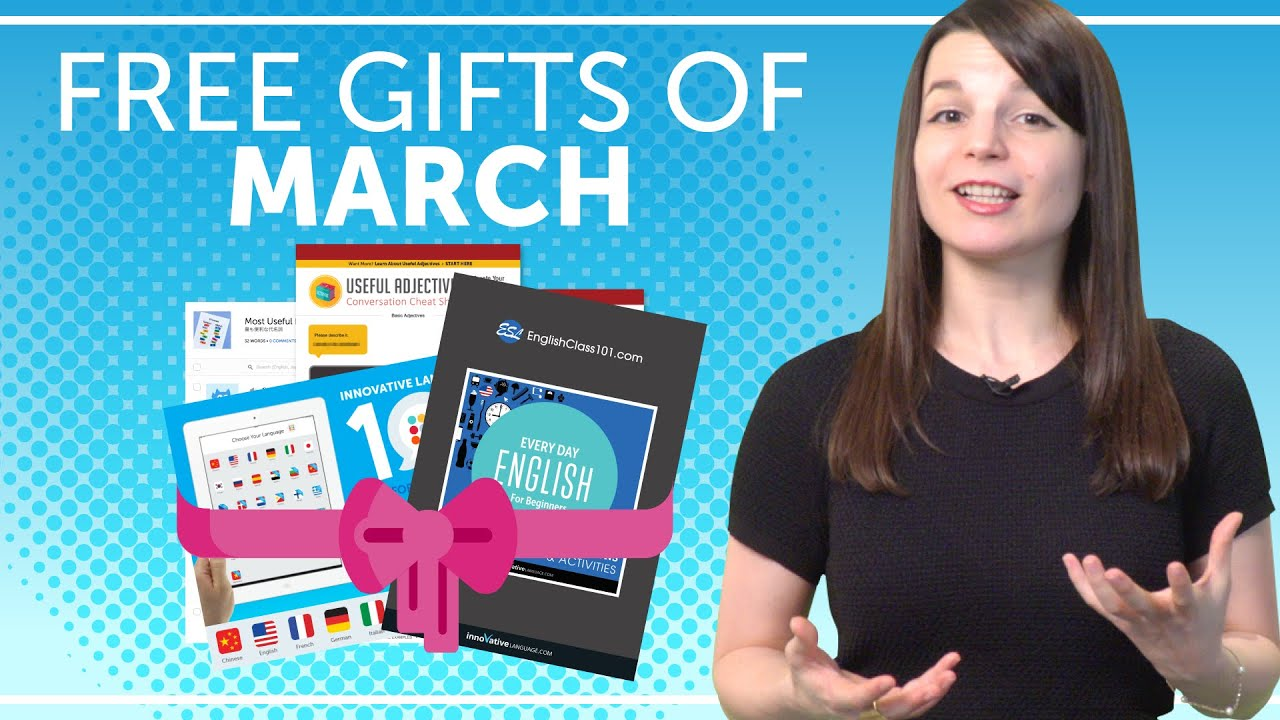 FREE Japanese Gifts of March 2019
