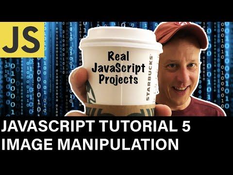JavaScript Tutorial 5 Dynamic Image Manipulation