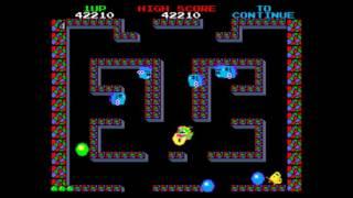 Bubble Bobble - bubble bobble arcade gameplay 60 fps - User video