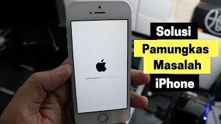 Cara Reset iPhone (Factory Reset / Hard Reset iPhone)
