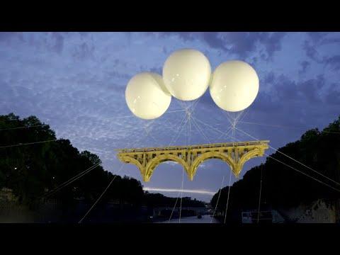 Ponte Farnese: L'omaggio al nuovo Ponte