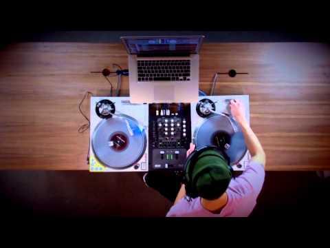J. Espinosa's Winning Redbull Thre3style SF Set    DJ TV