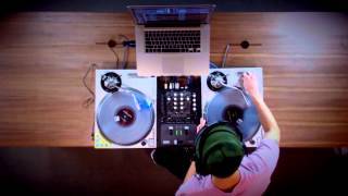 J. Espinosa's Winning Redbull Thre3style SF Set  | DJ TV thumbnail