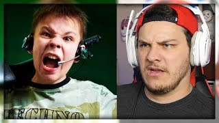 Funniest Angry Gamers | STUFF GETS DESTROYED! - Reaction