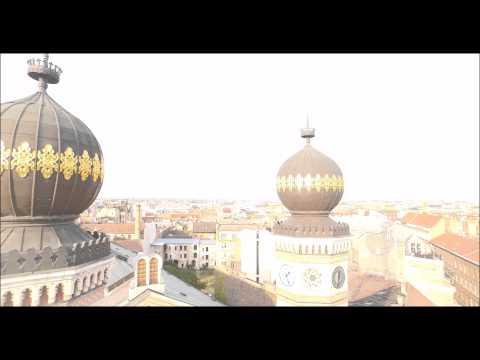 A Dohány utcai zsinagóga (Drónkamerás  felvételek)