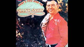 Watch Hank Snow I Keep Dreaming Of You All The Time video