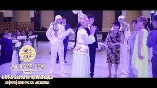 Самые красивые проводы невесты в Караганде Астана Казахстан - Қыз ұзату