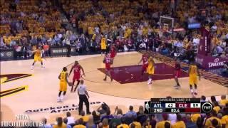 Atlanta Hawks vs Cleveland Cavaliers - Full Highlights   Game 4   May 26, 2015   NBA Playoffs