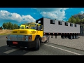 Ruta en Argentina! De Neuquén a Bariloche Mercedes Benz 1934 Euro Truck Simulator 2