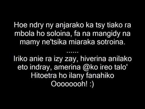 Misaotra  Agrad (mp3 + Lyrics)