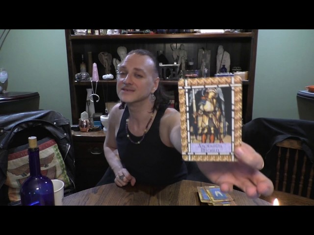 CANCER: ARCHANGEL MICHAEL & TRICKSTER = FULL - NEW MOON 6 CARD DRAW JULY 2020