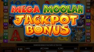 Mega Moolah Slot Game - Watch the Free Spins 1M Jackpot Win!