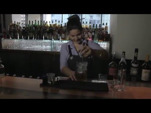 How To Make a Cullerton Street Cocktail