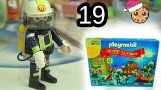 Rescue  - Playmobil Holiday Christmas Advent Calendar - Toy Surprise Blind Bags  Day 19