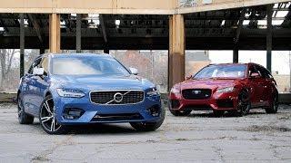 Jaguar XF Sportbrake Vs. Volvo V90: No, You Don't Need An SUV