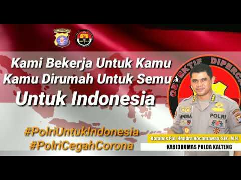 Kami Bekerja Untuk Kamu. Kamu Dirumah Untuk Semua. Untuk Indonesia