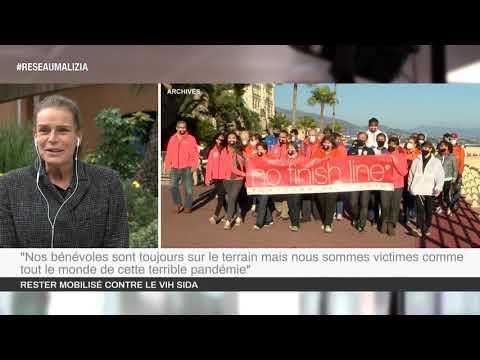 Fight Aids Monaco : La mobilisation contre le sida continue