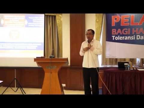 Kuliah Umum Dr Bambang Noorsena S H, M H