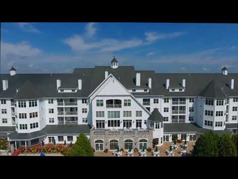 The Osthoff Resort - Elkhart Lake, Wisconsin