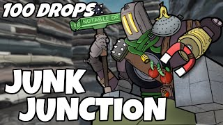 100 Drops - [Junk Junction]