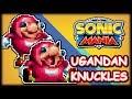 Ugandan Knuckles Travels Through Da Classic Wae Sonic Mania Mod Showcase mp3