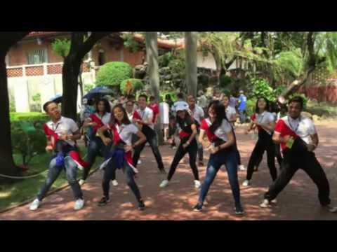 Kahayag Dance Company fetty wap challege