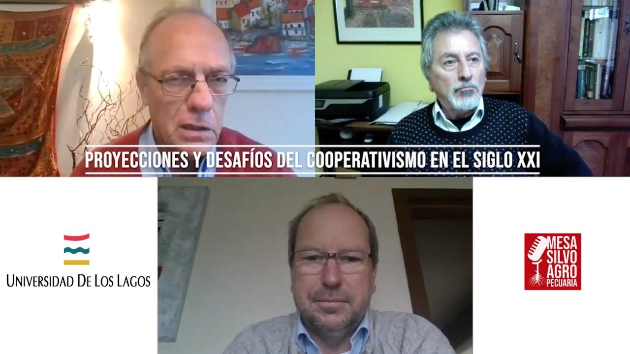 Proyecciones y desafíos del cooperativismo en el siglo XXI | Mesa Silvoagropecuaria