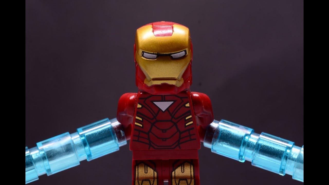 lego iron man mark 23 - photo #15