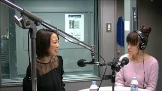 ミス・グランド・ジャパン 事務局 代表 吉井絵梨子様 FMラジオ収録