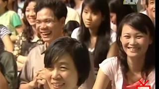 Phim Hài Tết   ÔNG CHỒNG TẰNG TIỆN   QUANG THẮNG - GALA CƯỜI