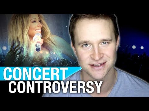 Mariah Carey ignores Muslim women's protests, plays Saudi Arabia | Ben Davies Mp3