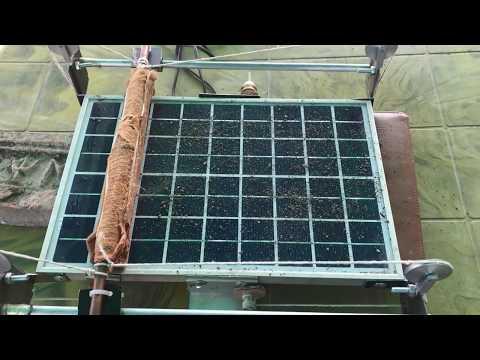 Solar Panel Cleaner