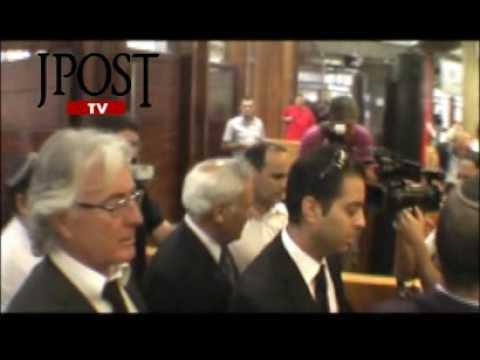 Former president Katzav trial, resumes