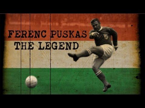 Ferenc Puskás ● Goals & Skills