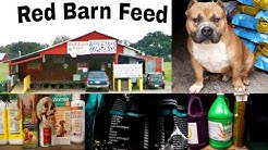 Dog Foods, Wormers and Supplies for our American Bullys