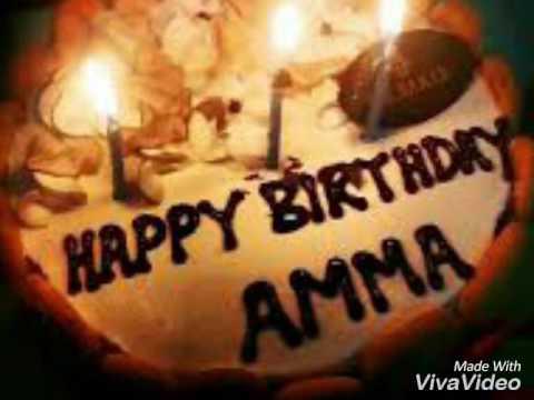 happy birthday amma