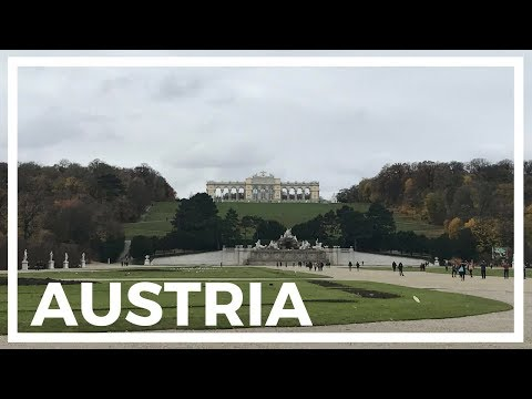Visiting Mai: Weekend in Austria
