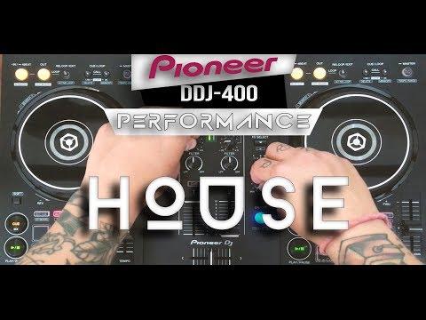 Pioneer DDJ 400 Performance Mix- HOUSE VOL.2 || Joseph G ||