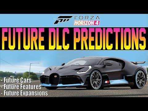 Forza Horizon 4 - Future New DLC Predictions! - Cars, Features & Expansions thumbnail