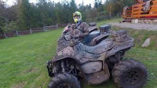 Zawoja 2018 Can-am 1000R ATV