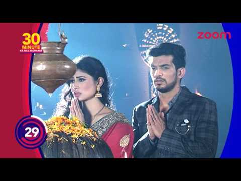 Sangram To Sacrifice For Shivanya In 'Naagin'   Telly Top Up