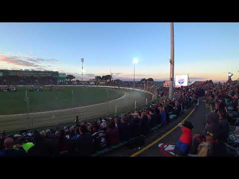 NZ Superstock Teams Champs 2018 Night 1 Hawkes bay Hawkeyes vs Wanganui Warriors
