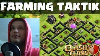 [facecam] CLASH OF CLANS || FARMING TAKTIK || Let's Play Clash of Clans [Deutsch/German HD]