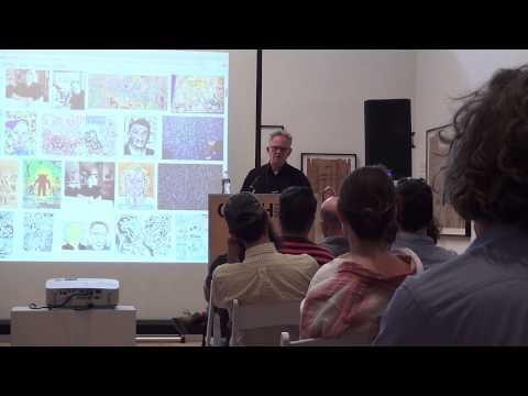 Gary Panter Artist Talk