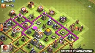 Clash of Clans Oynuyoruz Kb7 #3 Goblin- Okçu