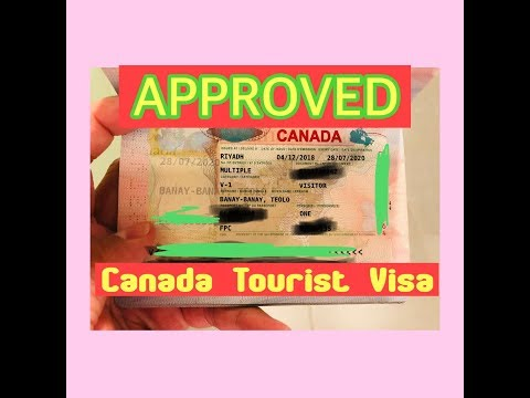 How To Apply For Canadian Visitor Visa Online | No Show Money Required