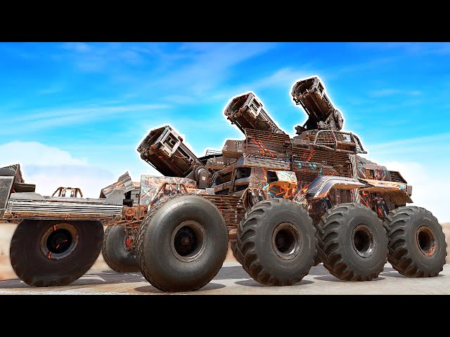 Crossout - I Definitely Think These Are My New Favorite